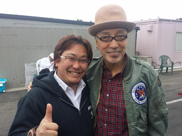 テリー伊藤さんの番組に出演